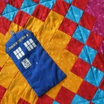 Doctor Who Quilt 3