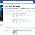 Facebook Genitals URL