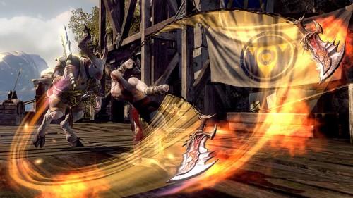 God Of War Ascension E3 2012 Image