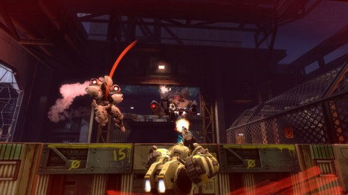 Wreckateer Kinect Image 1