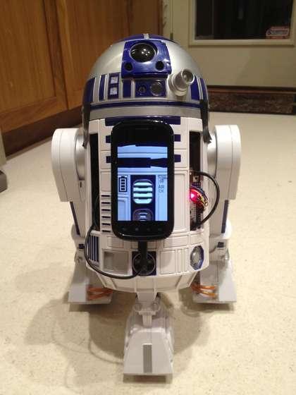 Hack-R2-D2