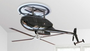 Helicopter Fan