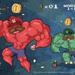 Hulk Mario & Luigi