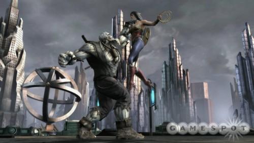 Injustice Gods Among Us Image 1