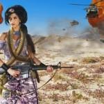 Jamine in war