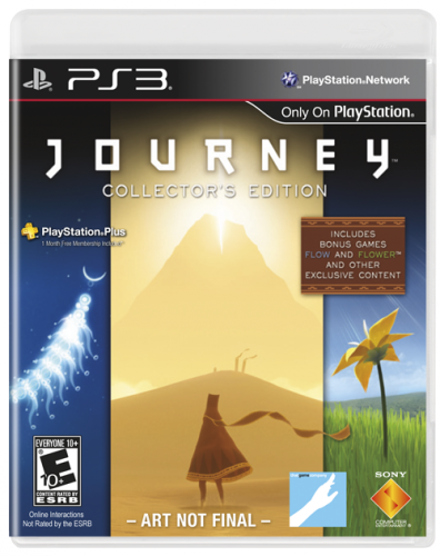 Journey Collectors Edition Box