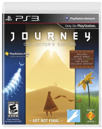 Journey Collectors Edition Box