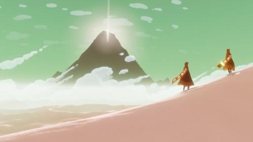 Journey game screenshot Image