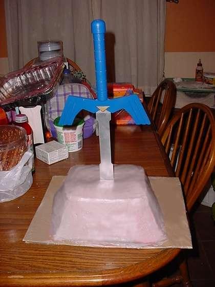 Legend-of-Zelda-Pedestal-of-Time-Cake