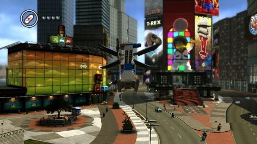 Lego City Undercover E3 2012 Image
