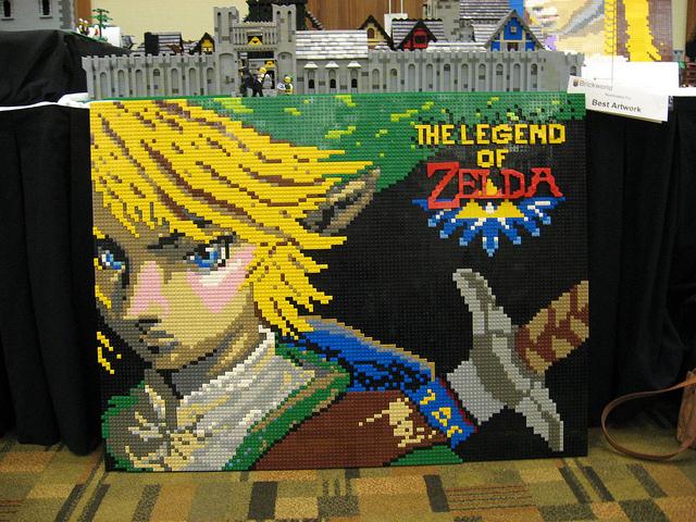 Lego Zelda 1