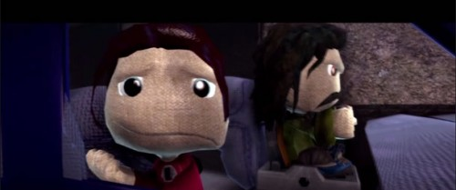 LittleBigPlanet 2 The Last of Us screen cap Image