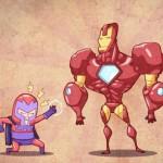 Magneto Iron Man