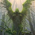 Man Wings Weeds