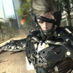 Metal Gear Rising Revengeance Raiden Image