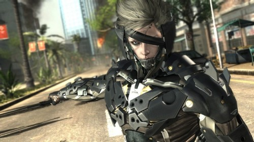 MGS Rising PS3 360 Demo Image