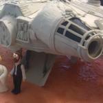 Millennium-Falcon-Wedding-Cake 4