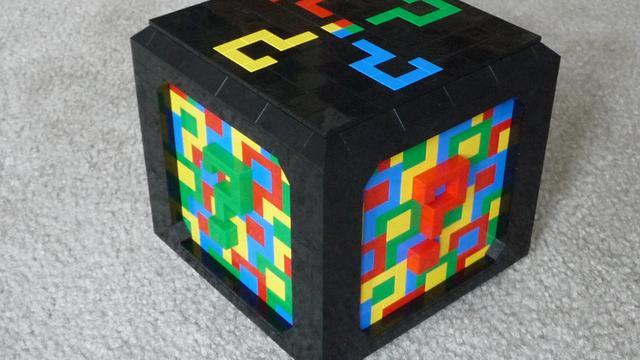 Mystery Box LEGO