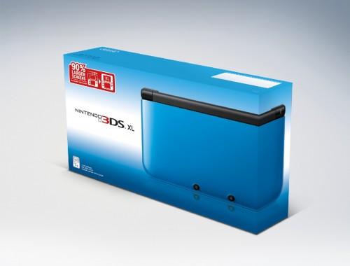 Nintendo 3ds XL US Box Image 1
