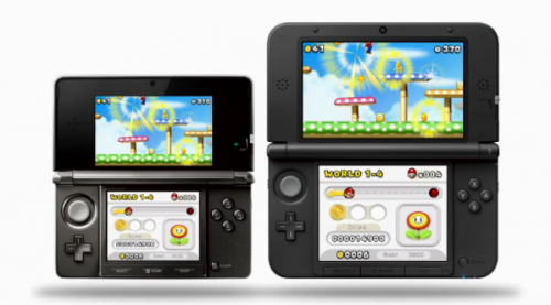 Nintendo 3ds XL compare Image 2