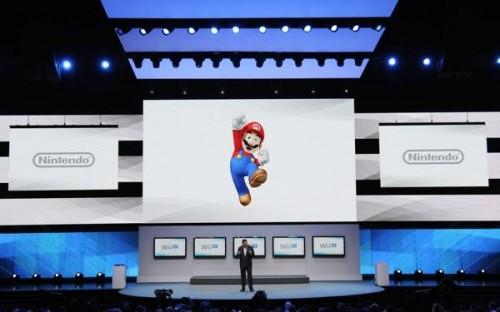 Nintendo E3 2012 Stage Image
