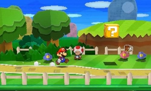 Paper Mario Sticker Star E3 2012 Image