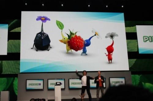 Pikmin 3 Miyamoto E3 2012 Image