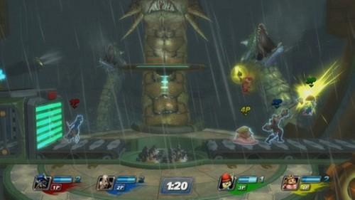 PlayStation All-Stars Battle Royale E3 2012 Image