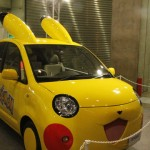 Pokémon Cars