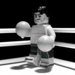 Raging Bull Lego