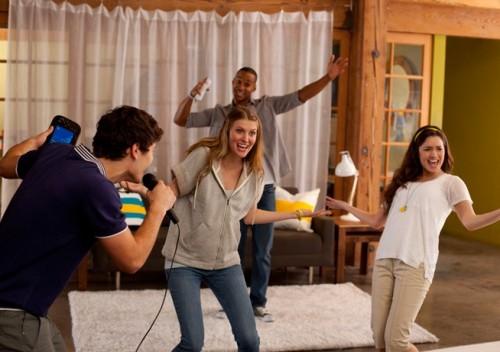 Sing Wii U E3 2012 Image