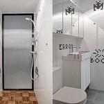 Space Invader Bathroom