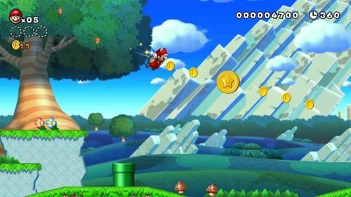 Super Mario Bros. U E3 2012 Image