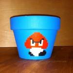 Super Mario Flower Pot 2