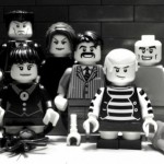 The Addams Family Lego