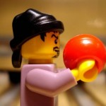 The Big Lebowski Lego