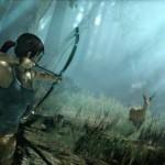 Tomb Raider 2013 deer hunting Image