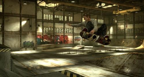 Tony Hawk Pro Skater HD Hawk Image 1