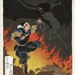 Ukiyo-e Heroes Jed Henry Simon Belmont Image