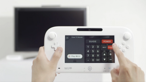 Wii U Pro Controller Image