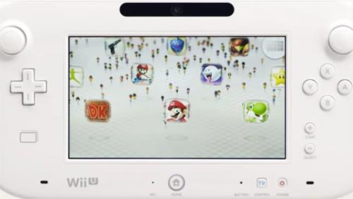 Wii U Miiverse Image