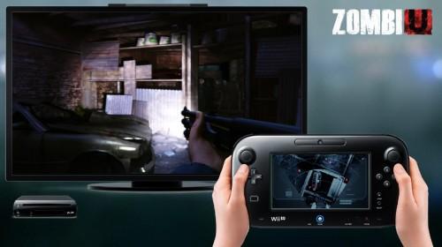 ZombiU Wii U E3 2012 Image