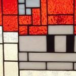 stained glass mushroom 2