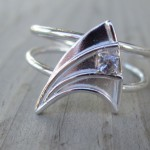 star trek silver ring 2