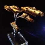 steampunk starship fleet 1