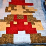 video game quilt 2
