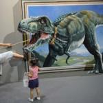 3D T-Rex