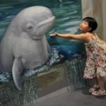 3d dolphin