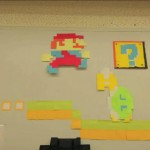 7000 Post-It Stop Motion Mario