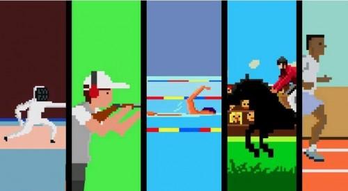 8-bit Games Flikli Screencap